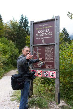 Mostnica, Stara Fužina, Občina Tolmin, Slovenia