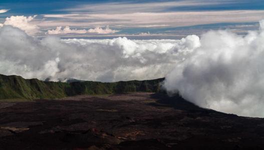 Cap Blanc, Saint-Philippe, Réunion, Réunion