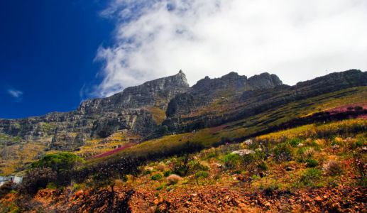 Table Mountain, Cape Town, Western Cape, Südafrika
