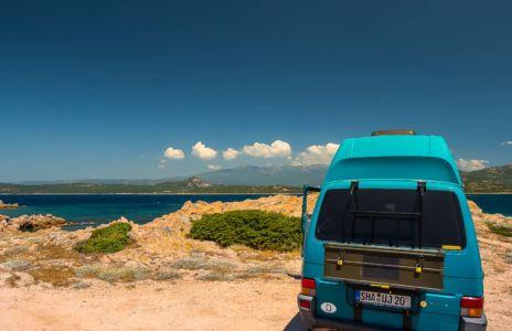 La Testa, Bonifacio, Corse, France