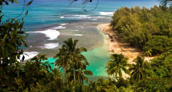 Kalalau Trl, Hā'ena, Hawaii, United States