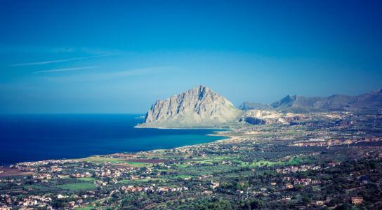 Baglio Papuzze, Erice, Sicilia, Italia