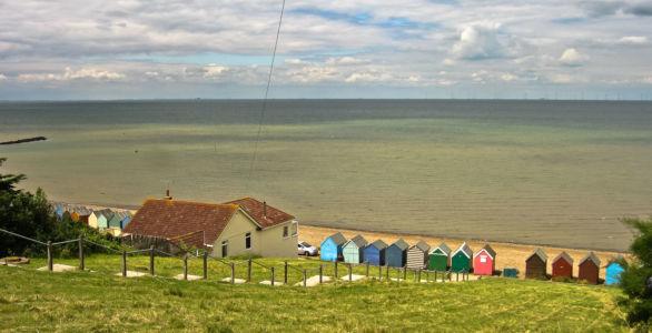 Eastbourne, Meads Ward, England, Großbritannien