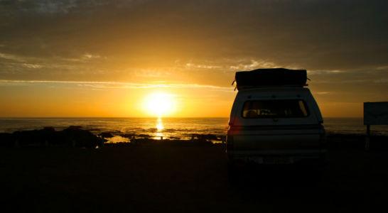 De Kelders, Gans Bay, Western Cape, Südafrika
