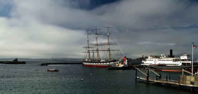 Fishermans Wharf, San Francisco, California, Vereinigte Staaten