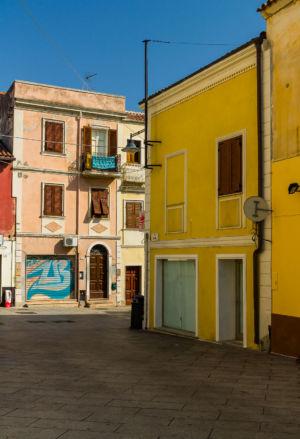 Olbia Marittima, Olbia, Sardegna, Italien