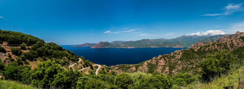 Vistale, Piana, Corse, France