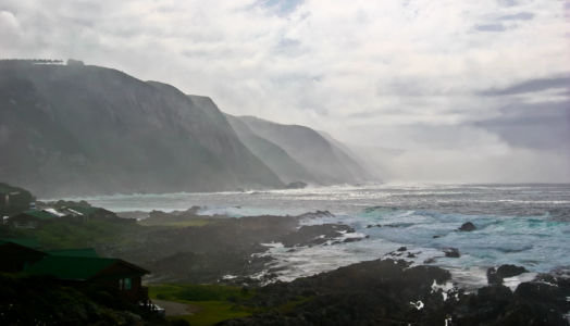 Stormsriviermond, Tsitsikamma, Western Cape, Südafrika