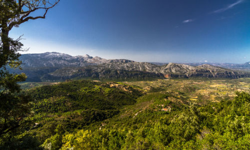 Dorgali, Dorgali, Sardegna, Italien
