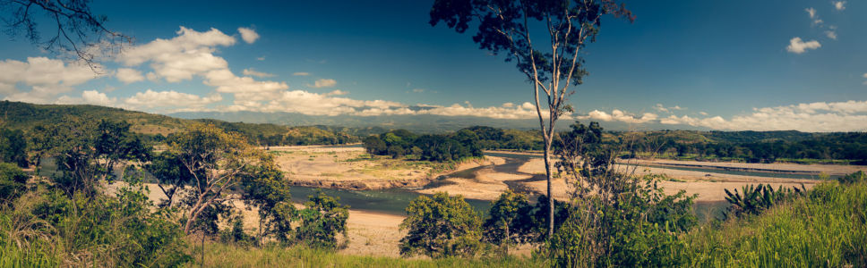 Boruca, San Andres, Costa Rica, GPS (8,990000; -83,235833)