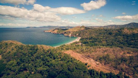 Cabo Velas, Puerto Viejo, Costa Rica, GPS (10,392840; -85,834528)