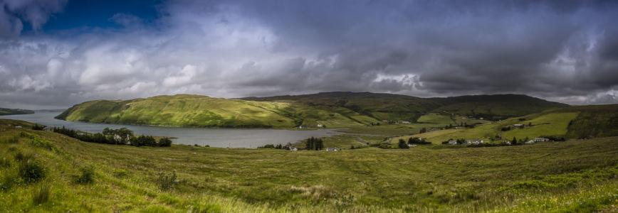 Carbost, Drynoch, Scotland
