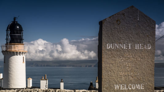 Dunnet Head, Dunnet, Scotland