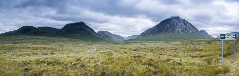 Glen Etive, Fort William And Ardnamurchan Ward, Dalness, Scotland