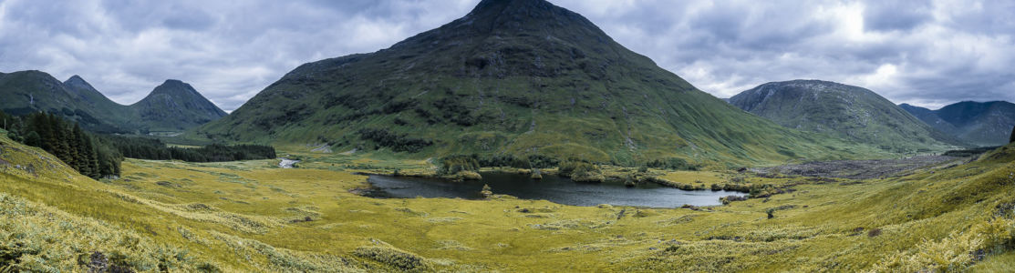 Glen Etive, Fort William And Ardnamurchan Ward, Scotland