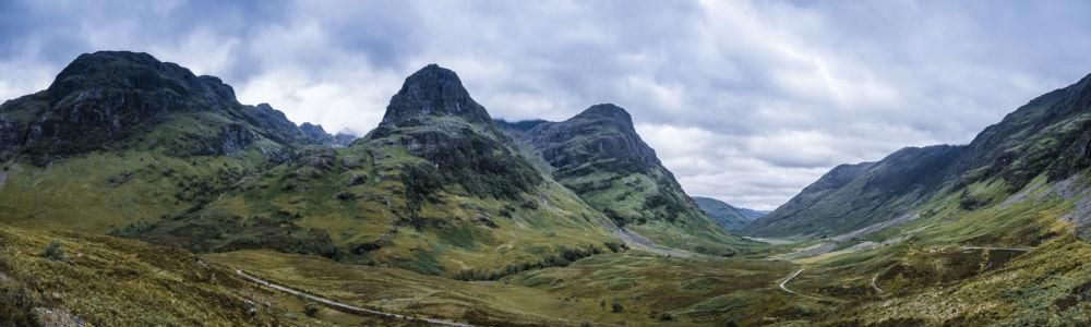 Glencoe, Kinlochleven, Scotland