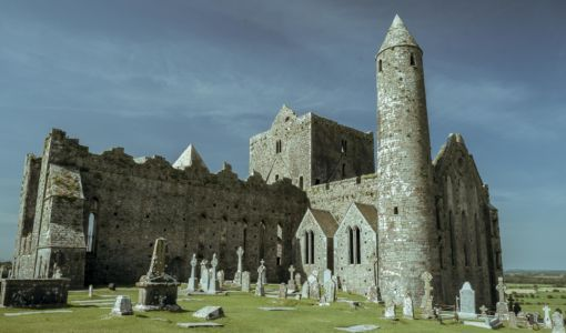 Ireland, County Tipperary, Cashel