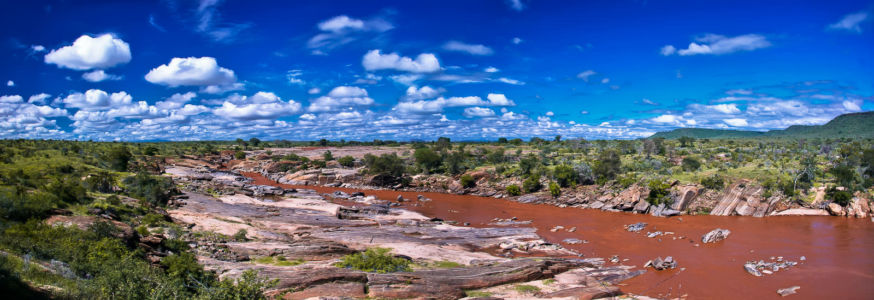 Tsavo Nationalpark East, , Coast, Kenia