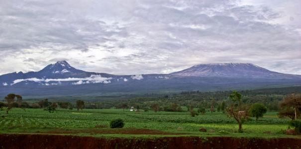 Laset, Oloitoktok, Rift Valley, Kenia