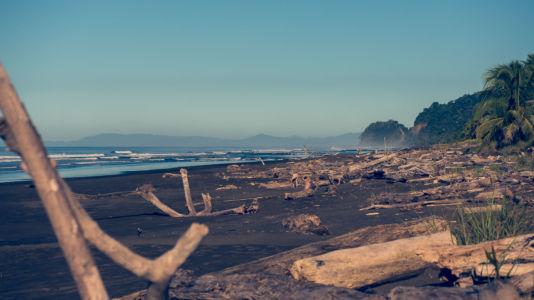 Playa Hermosa, Playa Hermosa, Costa Rica, GPS (9,557772; -84,580257)