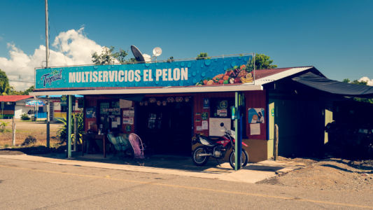 Puerto Jimenez, La Palma, Costa Rica, GPS (8,644473; -83,462477)
