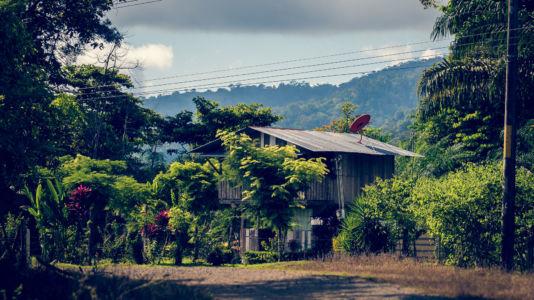Sierpe, Sabalo, Costa Rica, GPS (8,759452; -83,500922)