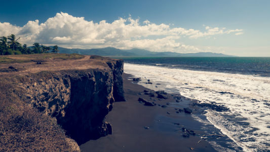 Tarcoles, Bajamar, Costa Rica, GPS (9,834212; -84,675198)