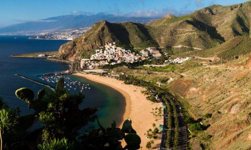 La Montañita, La Montañita, Canarias, Spanien