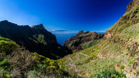 Masca, Masca, Canarias, Spanien