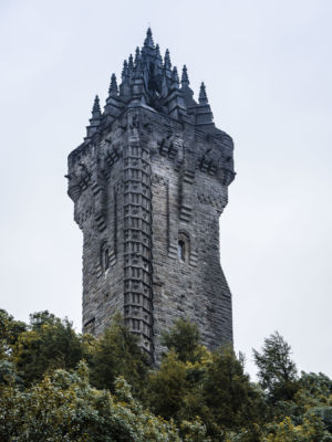 William Wallace Monument, Causewayhead, Scotland