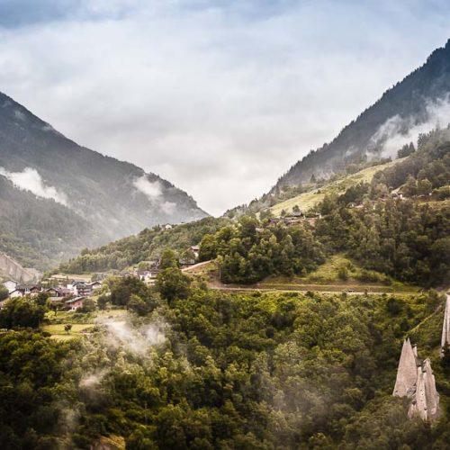 Hérémence, Les Collons, Canton du Valais, Switzerland