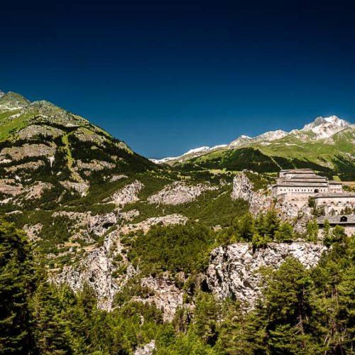 L'Esseillon, Villarodin-Bourget, Auvergne-Rhône-Alpes, France