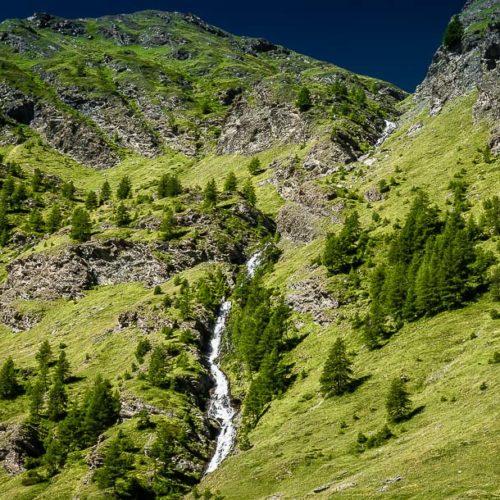 Gorgia, Prali, Piemonte, Italy