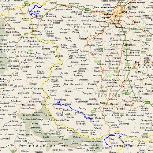 Product - WESTERN ALPS GPS tracks