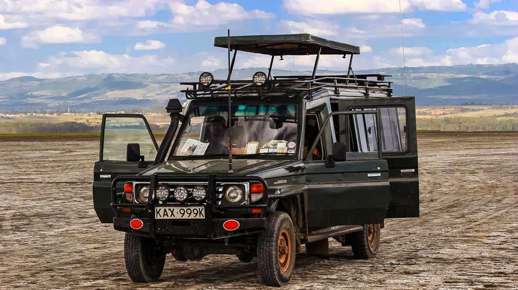 Kenia Article - Landcruiser