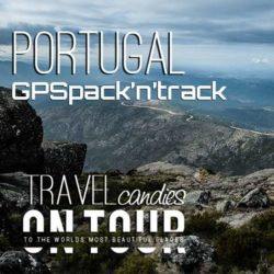 TRAVELcandies Portugal - GPSpack'n'track, Product Image