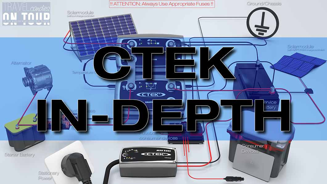 CTEK In-Depth