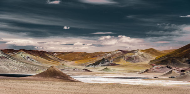 Chile - San Pedro De Atacama - GPS (-23,837182; -67,282653)