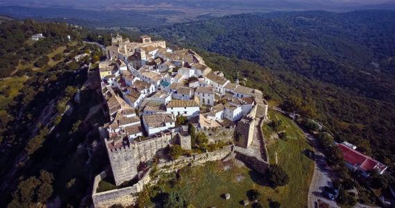 Castellar de la Frontera, Pueblo Nuevo De Castellar, Andalucia, Spain