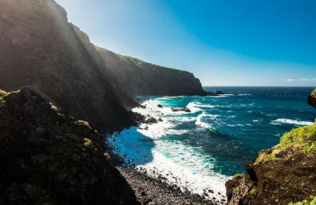 La Verada, Garafia, Canarias, Spanien