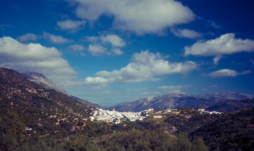 Cortes de la Frontera, Cortes De La Frontera, Andalucia, Spain