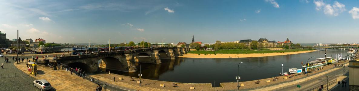 Altstadt, Dresden, Saxony, Germany