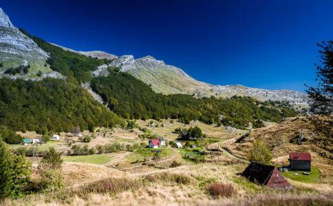 Mokro, , , Montenegro
