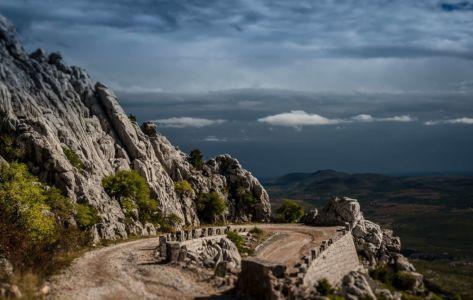 Podprag, Obrovac, Zadarska, Croatia