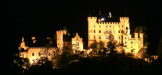 Hohenschwangau, Schwangau, Bayern, Deutschland