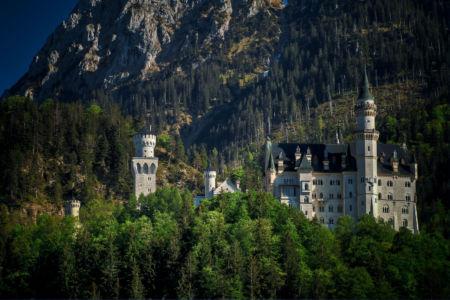 Alterschrofen, Schwangau, Bayern, Deutschland