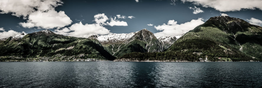 Tjugum, Balestrand, Sogn og Fjordane, Norwegen