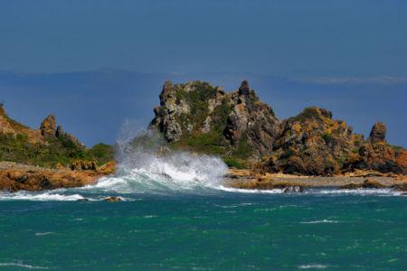 Houghton Bay, Owhiro Bay, , Neuseeland