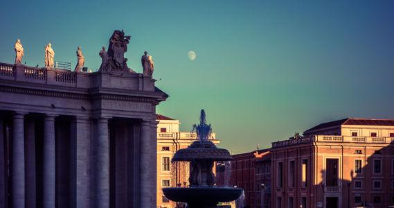 Via di Porta Angelica, Borgo, Roma, Vatican, Vatican