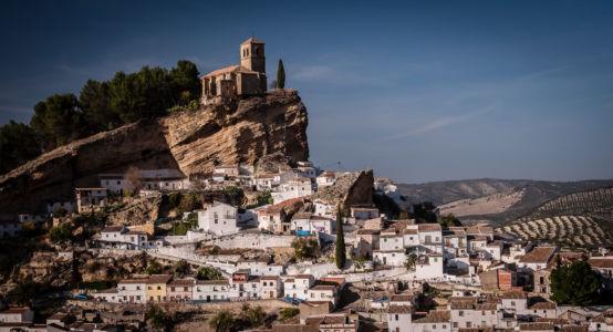 Montefrío, Montefrio, Andalucia, Spain